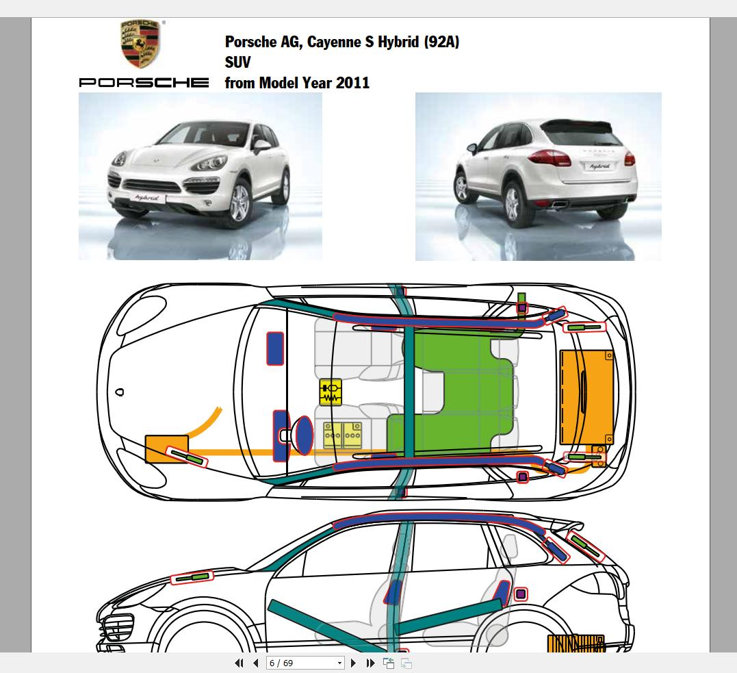 Porsche Technical Library  U0026 Workshop Manual Updated 2017
