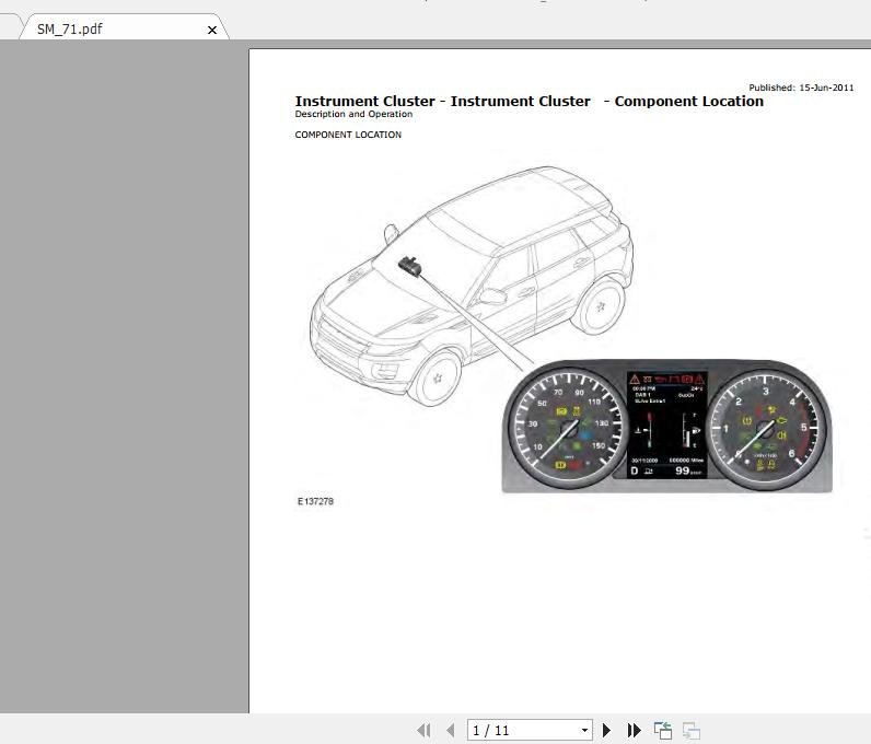 Range Rover Evoque L538  2011 U20132013  Workshop Manual  U0026 Wiring Diagrams - Homepage