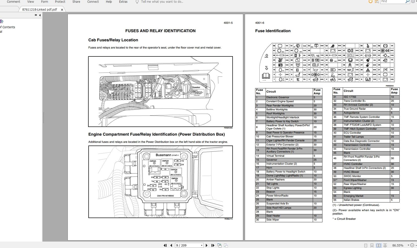 Case Ih Mx  U0026 Magnum Tractors Mx215  Mx245  Mx275  Mx305