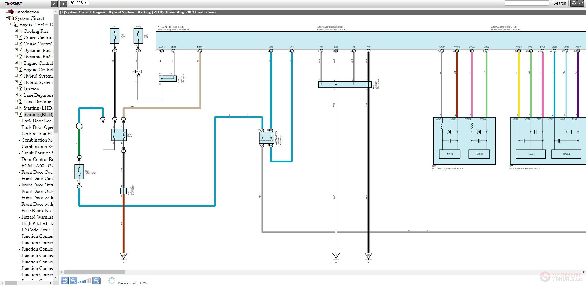Lexus Gisc Workshop Manual Electrical Wiring Diagram 2018