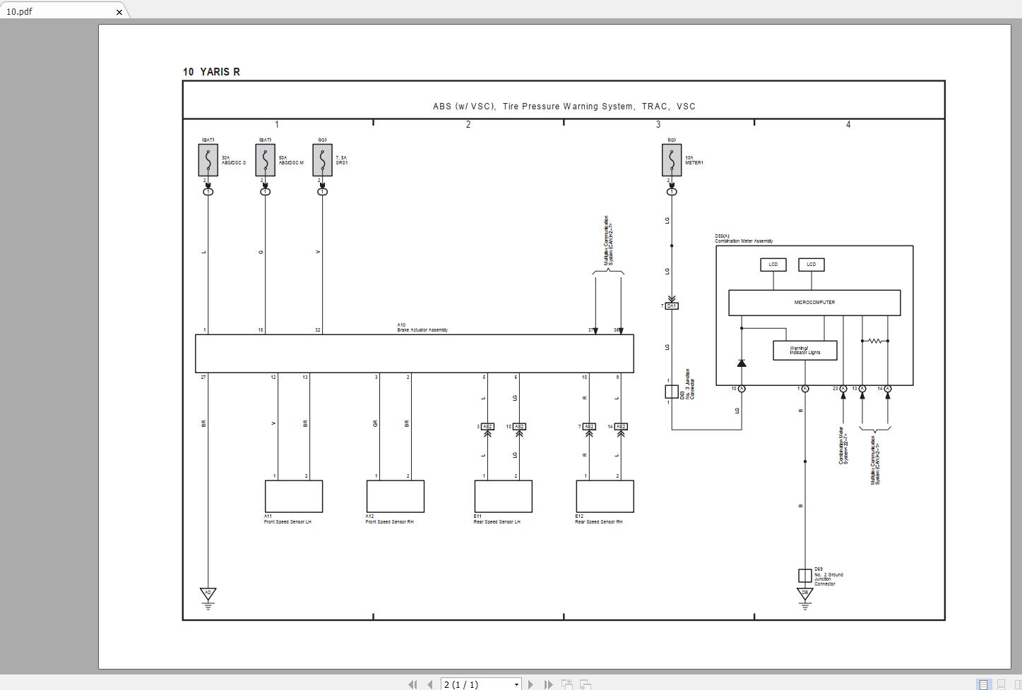 Toyota Gisc Workshop Manual  U0026 Electrical Wiring Diagram