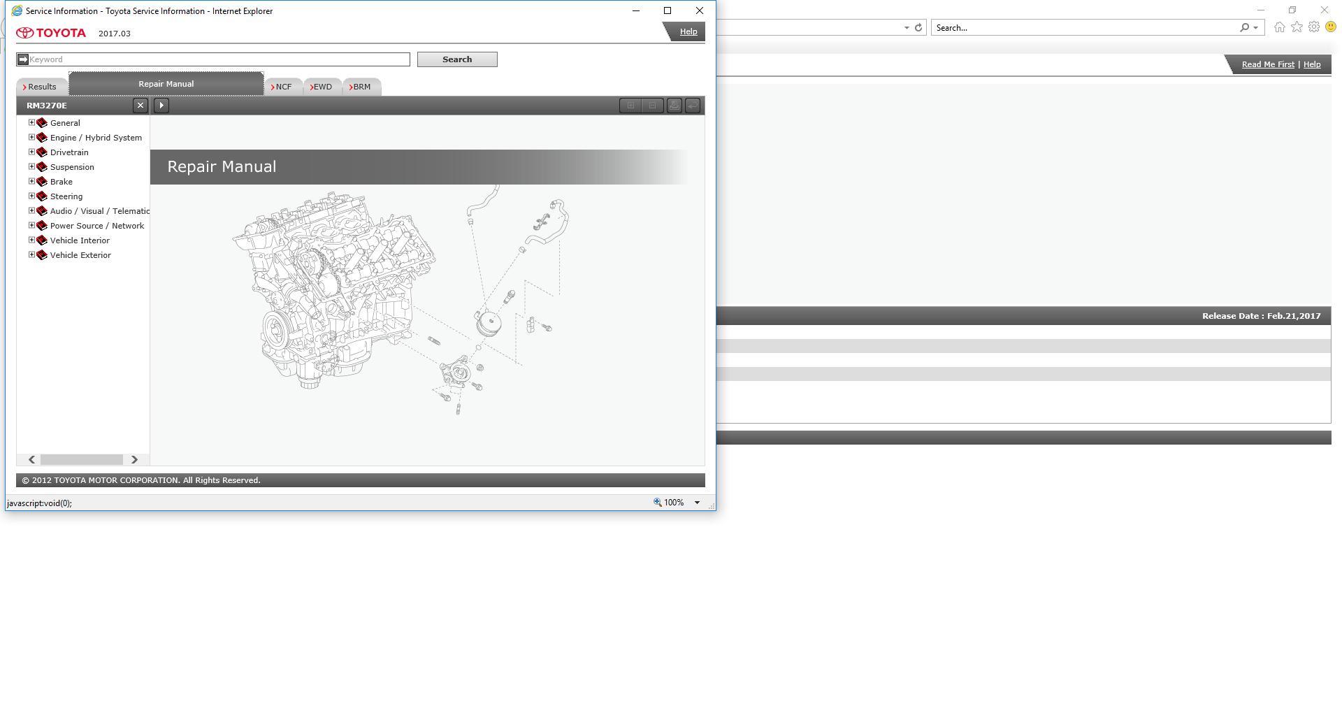 Toyota Gisc Workshop Manual  U0026 Electrical Wiring Diagram 2019 - Homepage