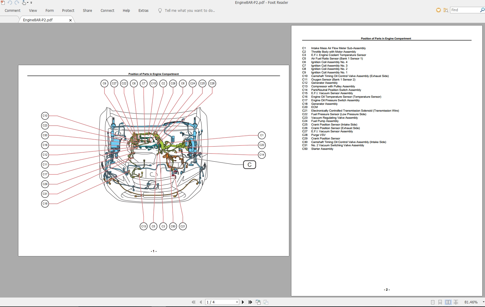 Lexus Nx200t 2015  Usa  Electrical Wiring Diagram - Homepage