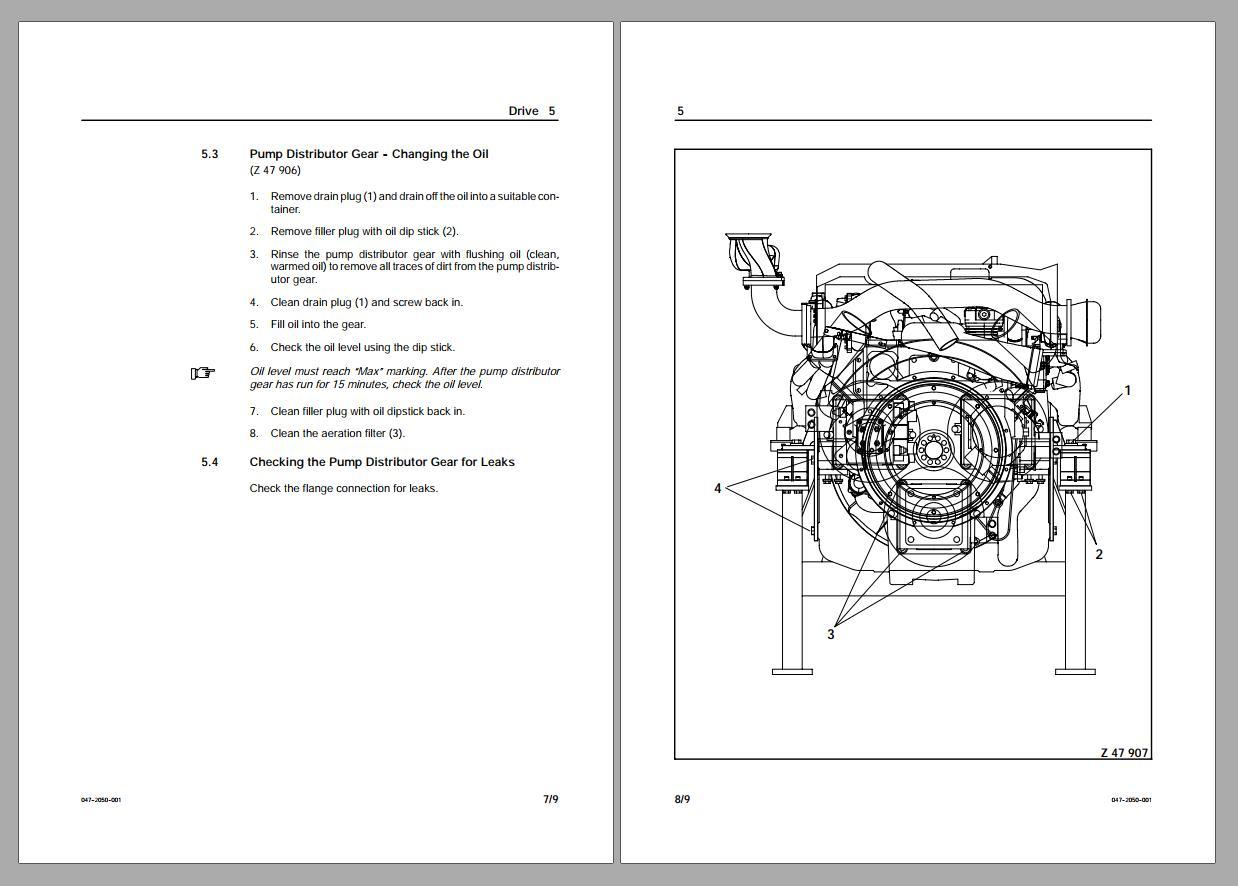 Terex Demag Crawler Crane Cc8800 Part Manual Operator
