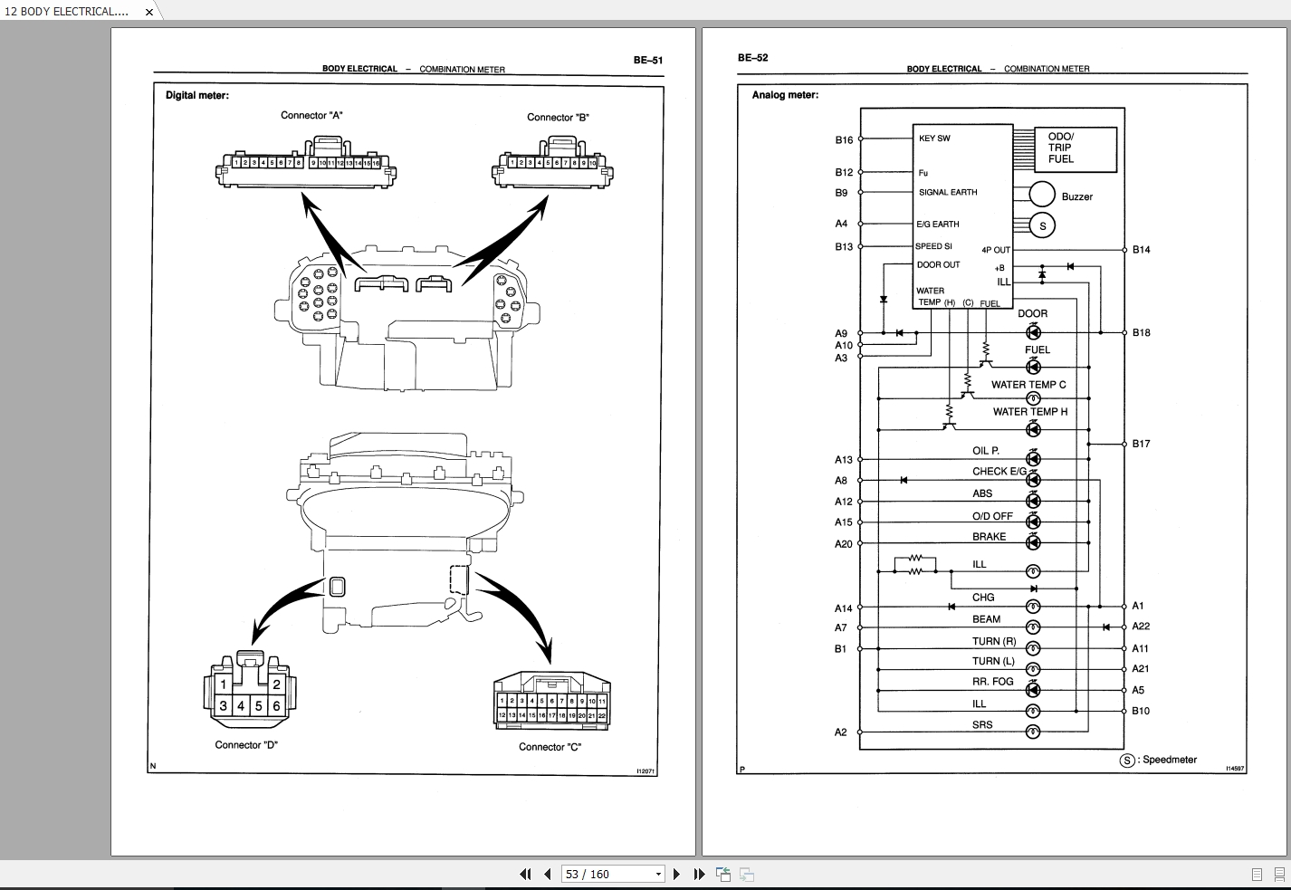 Toyota Yaris Wiring Diagram All