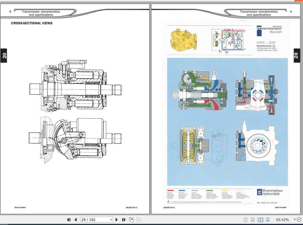 Manitou MSI 40,50 Turbo Evolution Series 1-E3 Repair Mannual